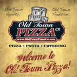 Old Town Pizza Menu