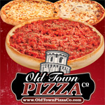 Old Town Pizza Co. - Lombard Menu